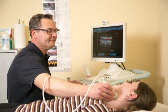 Ultraschall - Fachärzte für Innere Medizin - Neuötting